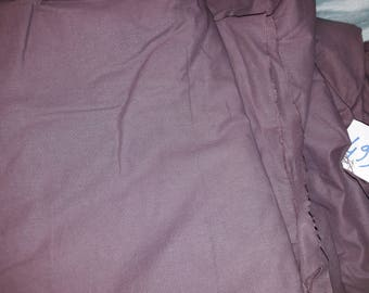 No. 495-fabric cotton taffeta bright - violet light purple color