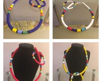 Zulu necklace
