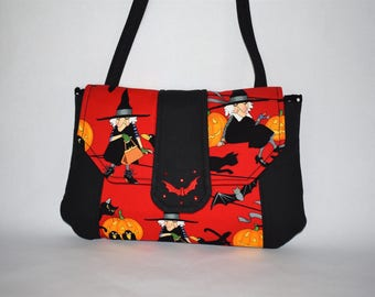 Henry Alexander Knitting Witch Purse