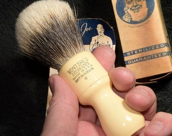Ever Ready Wont Shed Shaving Brush - 22 mm Finest Two-Band Badger