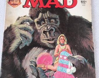 King Kong MAD Magazine 1977 No. 192