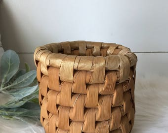 Weaved Basket
