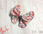 To order * liberty (non-contractual) Butterfly hair clip