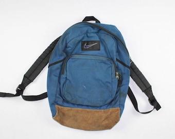 teal nike backpack