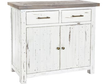 Purbeck Shabby Chic Small Sideboard