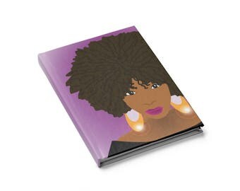 Journal  Blank This Is Me Collection  Afro American