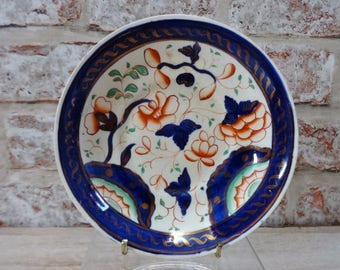 Antique Imari Saucer