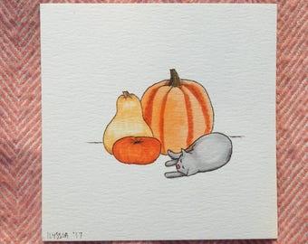 Inktober Illustration #3