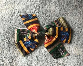 Small Pintail Harry Potter Themed Hair Bow