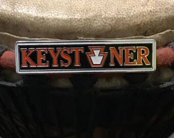 Keystoner V6 hat pin