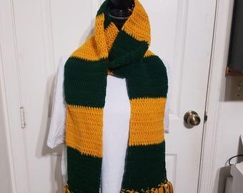 Crochet, Scarfs, Scarves, Team