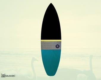 Waffle Truffle   Surfboard Sock