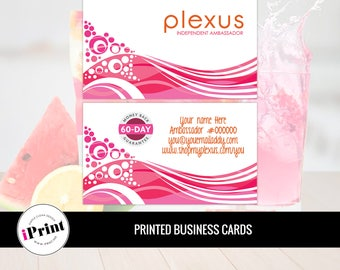 Plexus Business Card • Plexus Slim Business Cards • Plexus Marketing Business Card • PLX-BC-006