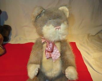 Boyds Bears Zachariah Alleyruckus Cat 5308-06