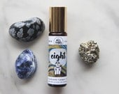 Enneagram Eight Perfume : A Bold, Dynamic Floral Perfume Charged with Pepper and Cardamom [PRE-ORDER]