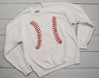 Baseball - Crewneck Sweatshirt - SHIPPING INCLUDED