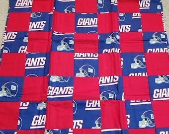 Giants Baby Quilt