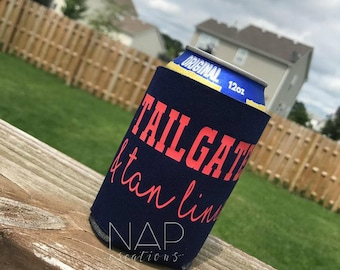 Tailgates and Tan Lines  || Can Cooler