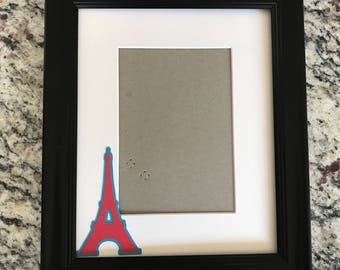 Eiffel Tower Paris, France Picture Frame