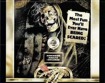 Back to School Sale: CREEPSHOW Movie Poster (1982)