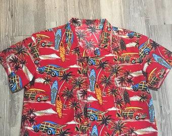 Baby boy Hawaiian shirt