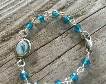 Rosary bracelet (baby)