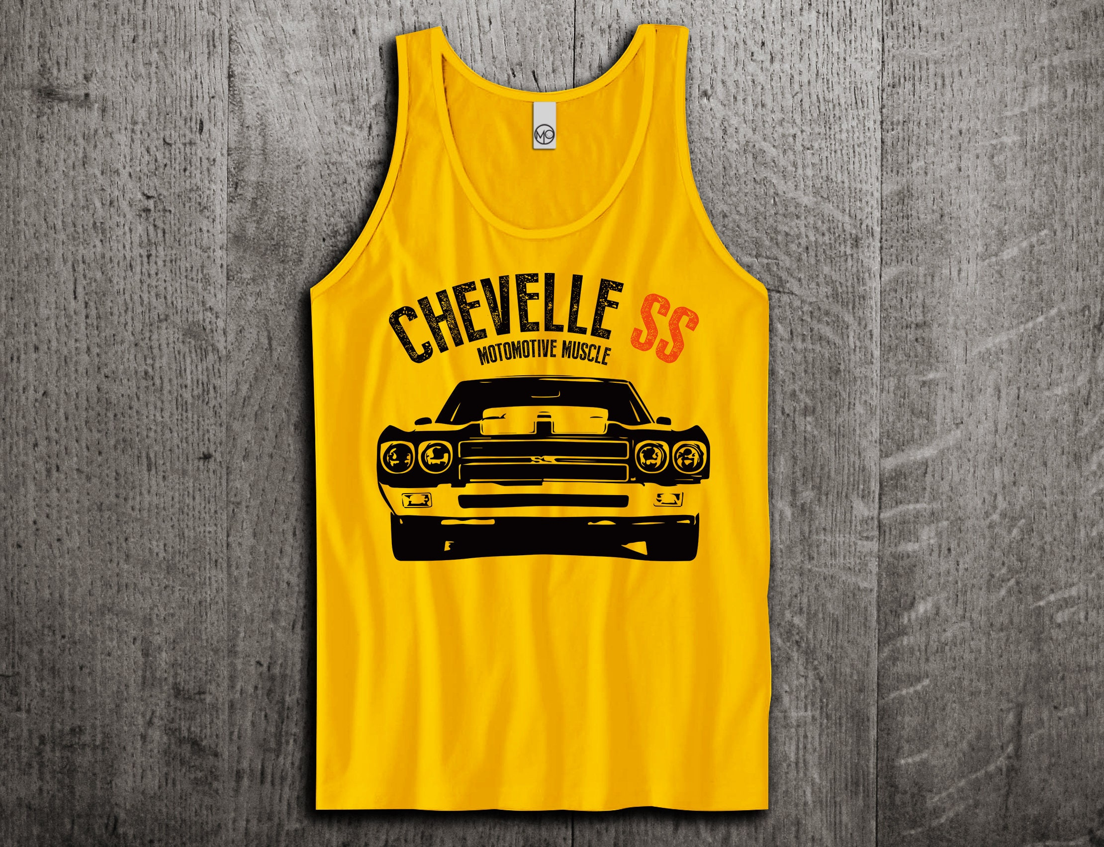 Chevy Chevelle Ss Tank Top Chevy T Shirts Chevy Chevelle Shirts