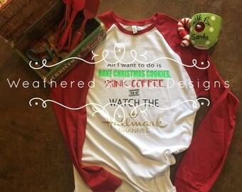 Hallmark Channel Christmas Shirt