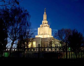 Idaho Falls LDS Temple