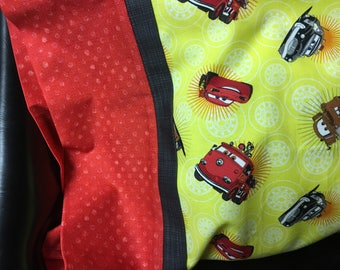 Cars Travel Pillowcase