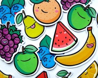 Fruit Dudes Sticker Pack