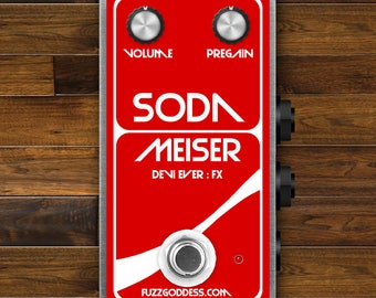 devi ever : fx - Soda Meiser