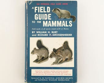 A Field Guide to the Mammals (1964)