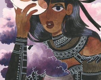 Summer Sale -- Shiba Sorceress