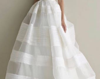 Custom wedding gown for Megaan