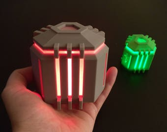 Ingress - Coin Capsule with LED light