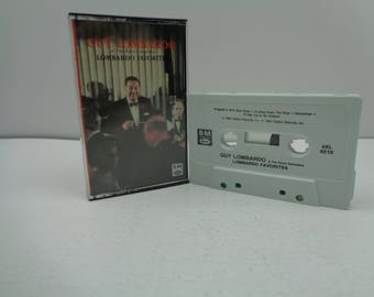 Guy Lombardo And His Royal Canadians Lombardo Favorites Cassette