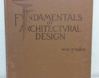 BOOK Fundamentals of Architectvral W.W. Tvrner