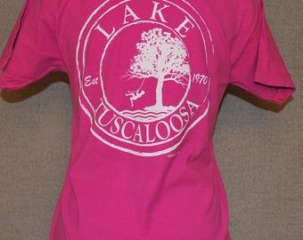 Lake Tuscaloosa Youth Rope Swing Tee
