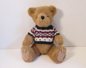 "Boyds Bear, Archive Series, 12"" With Sweater"