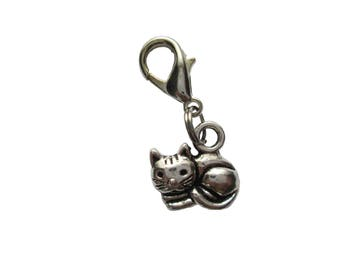 Cat pendant charms bracelet Change Pendant