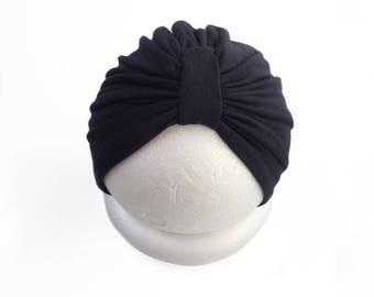 Baby turban headband, baby turban, newborn turban, kids turban headband, headband with bow for kids, flowers headband, turban