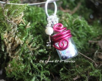 magical vial necklace