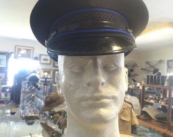 Police Department Dress Cap