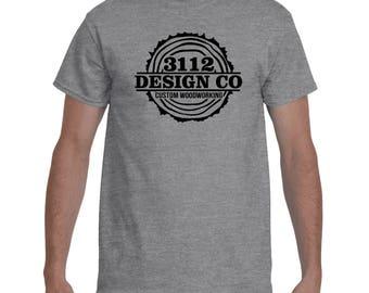 3112 Design Co Logo Shirt