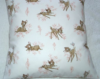 Disney Bambi and Butterfly cushion