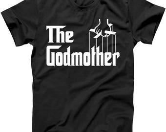 The Godmother Logo - T shirt
