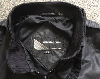 Members Only jacket 38