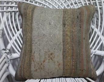 coffee kilim pillow turkish throw vintage pillowcases antique furniture 16x16 bohemian throw pillows throw pillows sofa kilim pillow 3465