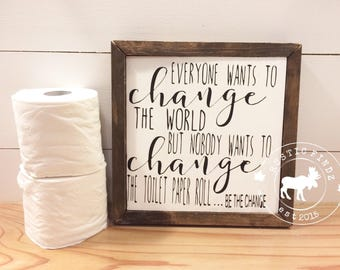 Bathroom Wall Decor Etsy